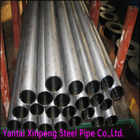 AISI1045 Carbon Fiber Honed Tube CK45 Cold Drawn Steel Pipe