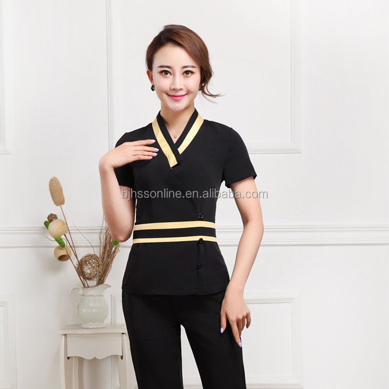 List manufacturers of thai spa uniform buy thai spa for Uniform spa salon