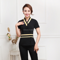 Beauty Salon Spa Uniform New Style