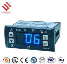 blue backlight mechanical thermostat temperature controller manual