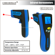 Household Usage and thermometer infrared Theory non contact thermometer