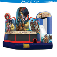 Best quality inflatable kid combo /kids bowling game for sale