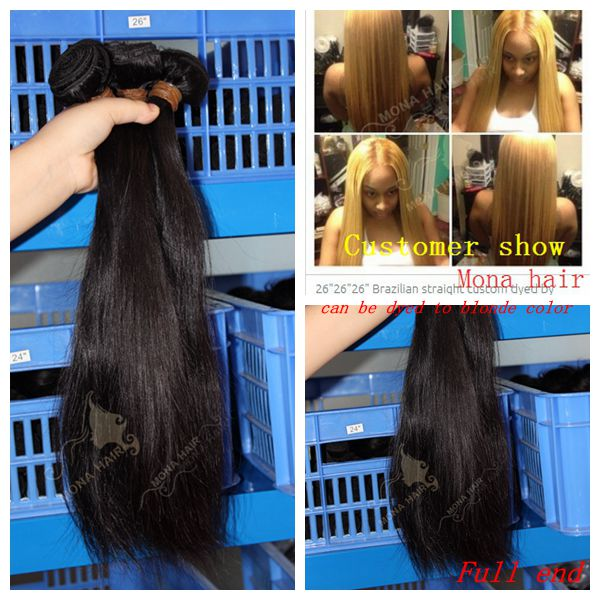 Hair pieces for top of head 100% top quality malaysian hair straight