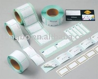 Private No Print White Blank Paper Plain Self Adhesive Label