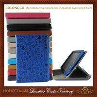 Top Sales Luxury Custom Color Wholesale Price Pu Cover For Ipad Air