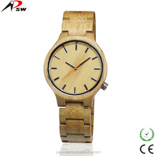 Most Popular Simple Design Cool Brand Men Watches <strong>Bamboo</strong>