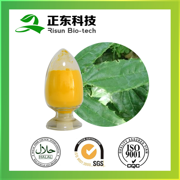Pure herbs extract powder 98% Icariin Light yellow fine powder Epimedium Extract