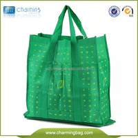 Promotion non woven shopping bag/foldable shopping bag/cheap shopping bags