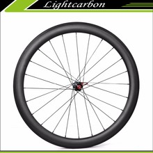 Bicycle Wheel Rim 240S-550C Light Weight Carbon Road Bicycle Wheels Profile 55mm with DT240 Hubs 700c Clincher Tubeless Wheels