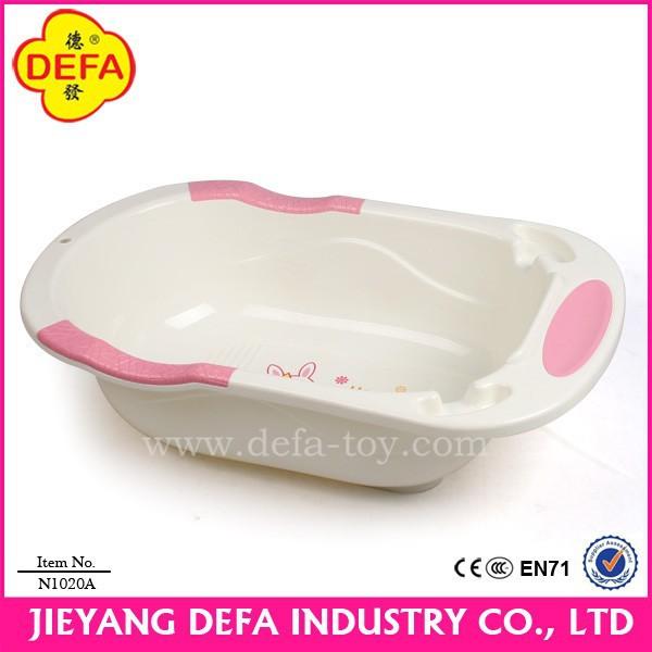 china meistverkaufte eco freundlich gro es baby badewanne aus kunststoff baby badewanne mit. Black Bedroom Furniture Sets. Home Design Ideas