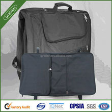 Travel Fabric Garment Bag with ID card Holder