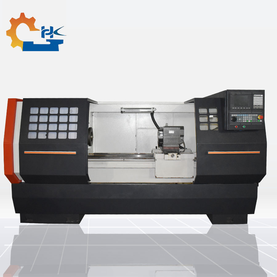 CK6150 Siemens 808d Cnc Lathe Machine Price with Hydraulic Tailstock