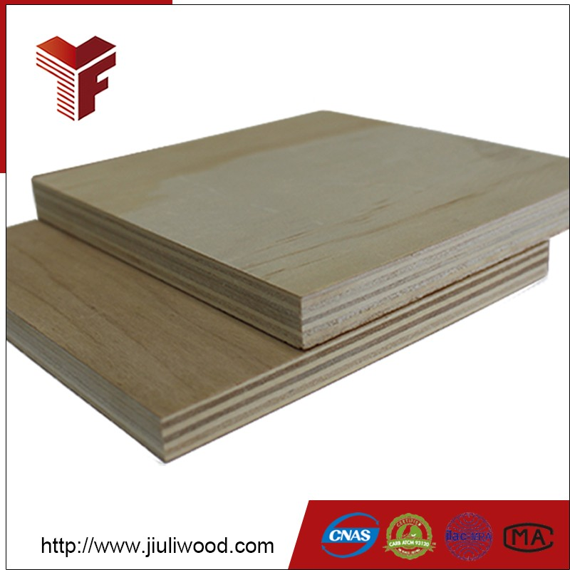 Cheap price quality furniture grade commercial plywood 3mm birch