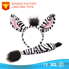 Party City Store Hours Novelty Toy Zebra Cartoon Dress Makeup Pantomime Stage Drama Clothing Cheerleader Costume