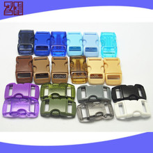 Safety harness buckles for webbing,Adjustable strap bag buckle,plastic buckle clips