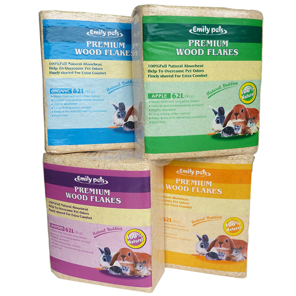 Pine Wood Chips for Hamster Bedding Emilypets