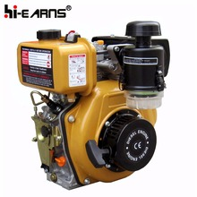 Air cooled diesel engine 170 Robin engine price Changzhou