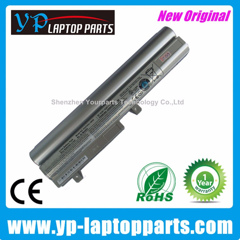 Original laptop batteries fit for toshiba mini NB205 & NB200 series with wholesale laptop batteries price