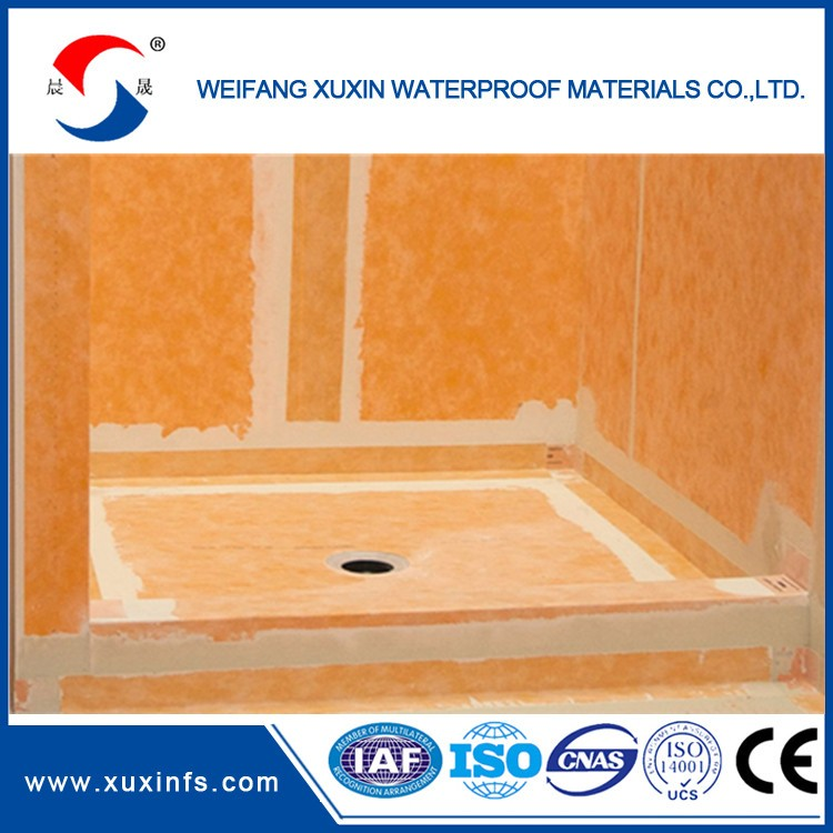 Waterproofing polyethene damp proof course