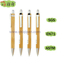 Elegant Recycled Bamboo Ball Pen(SQ2195)