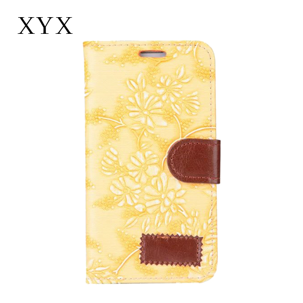 Delicate workmanship oil edge on camera hole grape pattern phone case for LG S Xkin