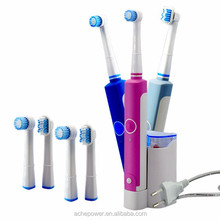 Personalized Electric Toothbrush Round Head Toothbrush