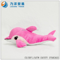 Plush dolphin for kids, Customised toys,CE/ASTM safety stardard