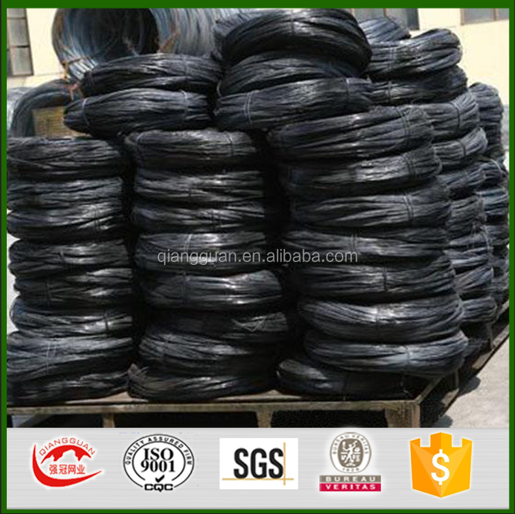 Anping low price Black Annealed Wire 1.1mm 1.2mm 1.6mm 2.0mm 3.0mm 4.mm