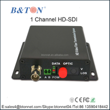 1080P Hd Sdi 3G HDI Fiber Optic Video Converter Transmission