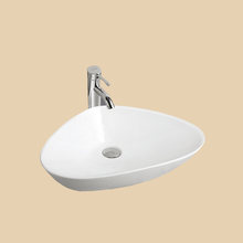 Hotel project application American standard bathroom ceramic counter top wash basin