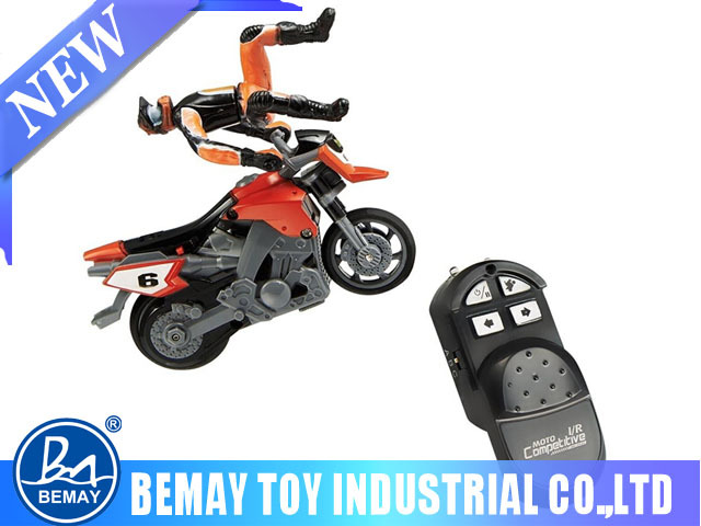 Fashion toy mini motorcycle 1:43 scale rc motorcycle toy