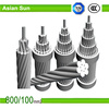 Manufacture Aerial conductor bare Overhead acsr 490/65 conductor