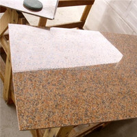 Eson Stone chinese red granite tianshan granite thin tiles polished and honed and flooring