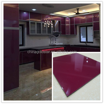 fireproof kitchen wall panel composite metal panel aluminum composite materials