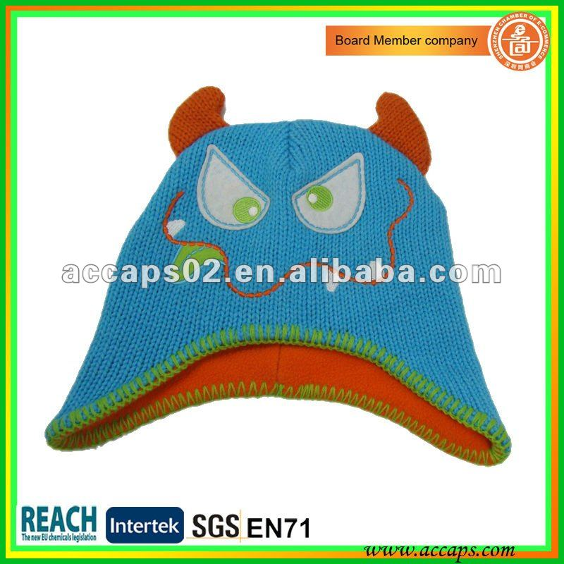 Kids animal winter hats BN-0099