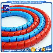 Factory Supplier HDPE colorful PP/PE cable sleeve spiral hose protection With Good Service