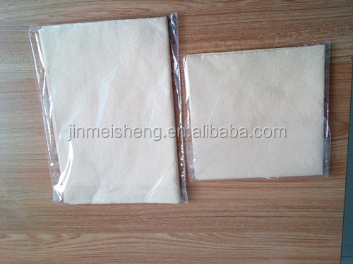 Free Sample , Germany High-end Marketing Nonwoven Shammy