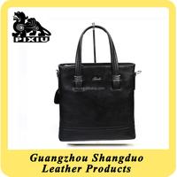 High Quality Leather Zipper Handbag Bag