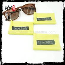 Hot sale bulk clothing,eyeglass cleaning cloth polybag,glasses cleaner
