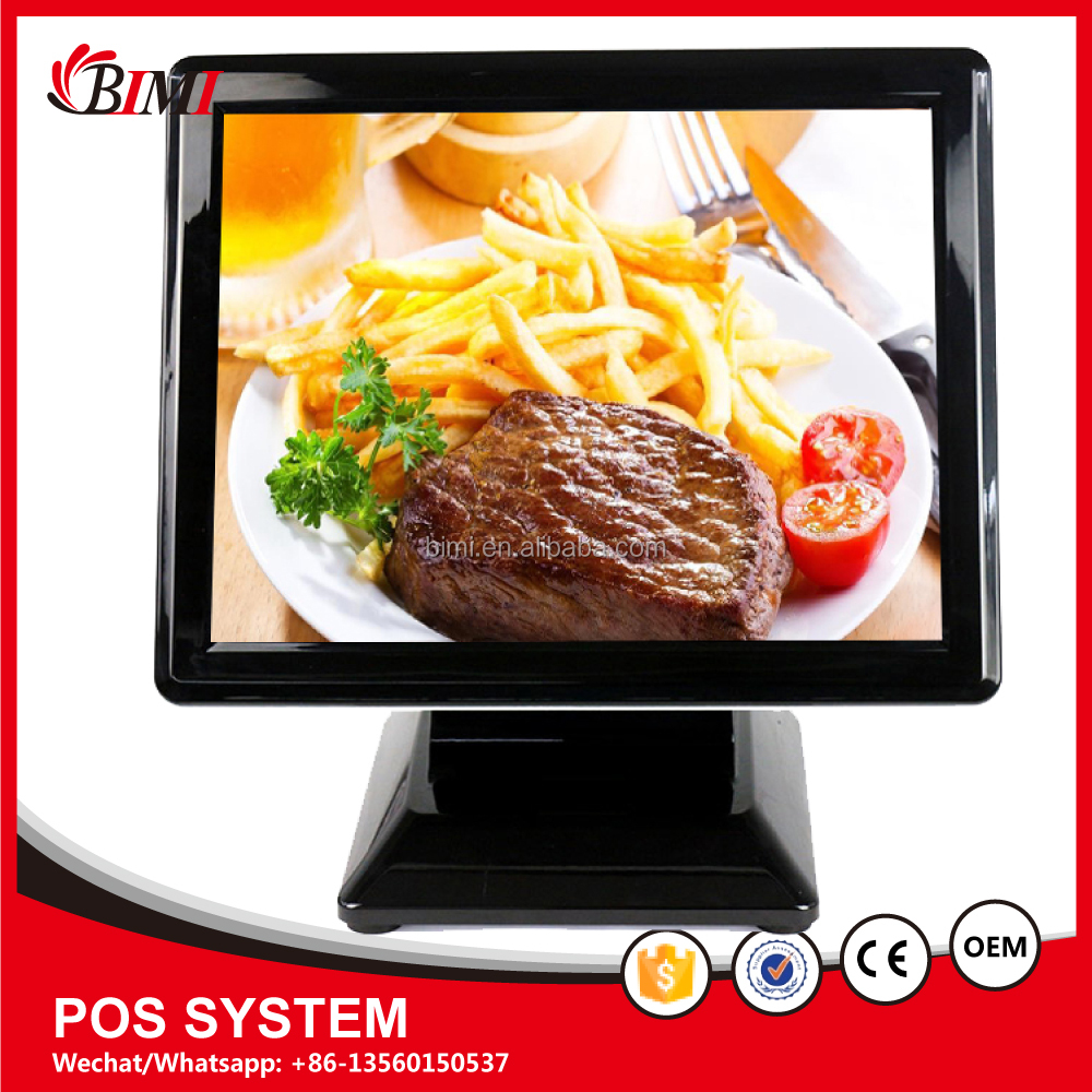 hardware pos widely used in restaurant pos machine touch screen pos systems