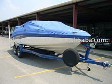 Polyester inflatable fabric boat fender covers