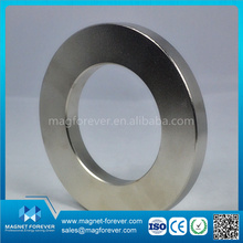 strong ring shape Neodymium rare earth magnet mobile phone magnet