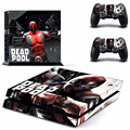 various decal for sony playstation4 PS4 console skin sticker controller skin for PS4 games