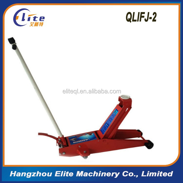 Premium hot sell Hevy duty long floor Jack 2T Hydraulic Floor Jack