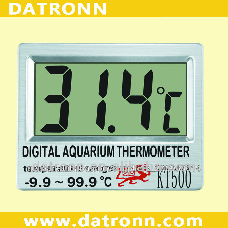 KT500 digital water thermometer fishing