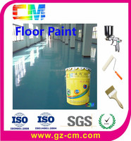 Floor paint- Warehouse flooring wear-resisting epoxy resin flooring