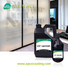 UV Glass Protection Coating Primer for Glass Printing