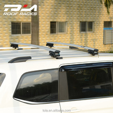 Hot sales removable cross bar car roof top rack for regular vehicle