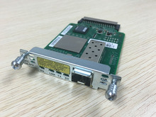 CISCO genuine HWIC-1GE-SFP Gigabit Ethernet high-speed WAN interface card