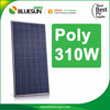 Bluesun top quality cheap A-grade stand high efficiency solar panel price for solar panel kit